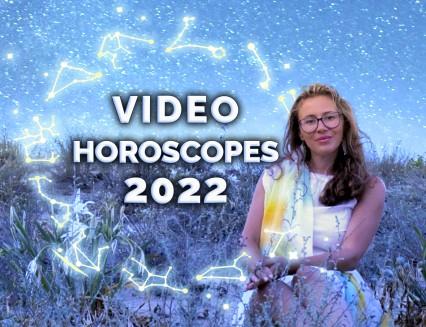 2022 Video Horoscopes by Lada