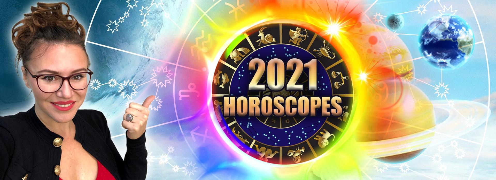 2021 Extensive Horoscopes